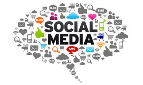 The AD Leaf Social Media