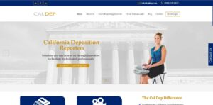 california deposition reporters