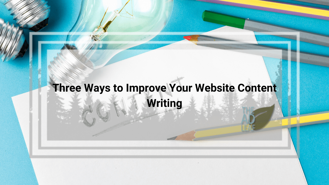 Content Writing Strategies