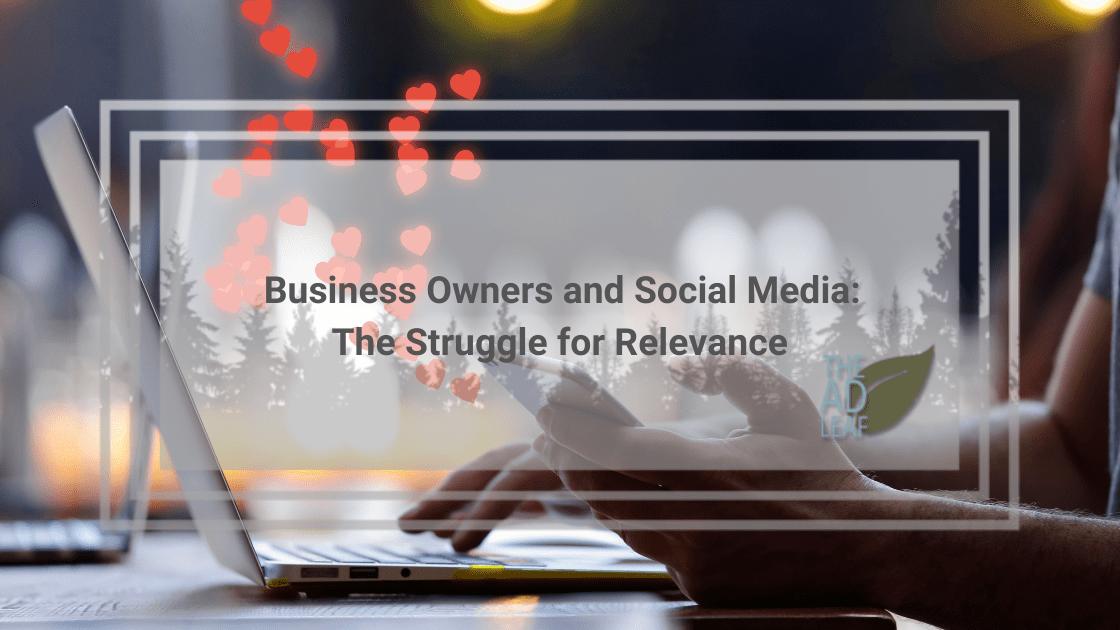 relevance on social media